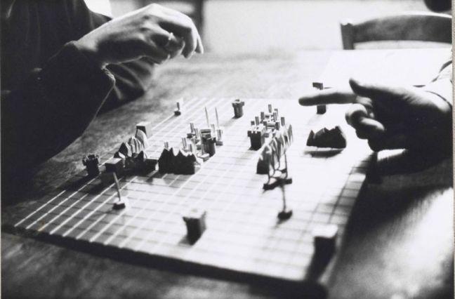 jeu de la guerre